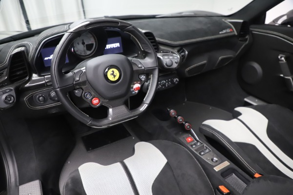 Used 2015 Ferrari 458 Speciale Aperta for sale $635,900 at Bentley Greenwich in Greenwich CT 06830 20