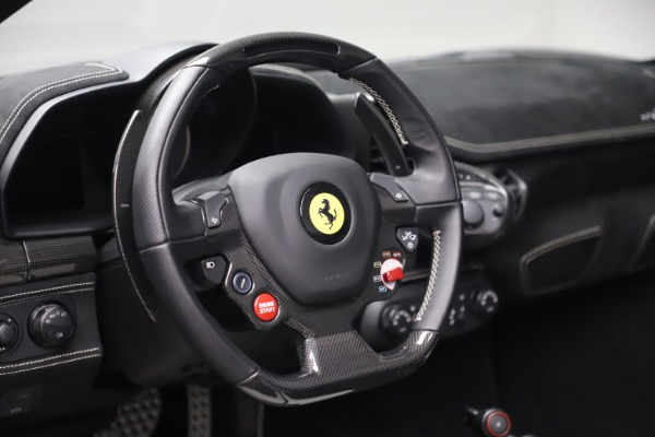 Used 2015 Ferrari 458 Speciale Aperta for sale $635,900 at Bentley Greenwich in Greenwich CT 06830 24