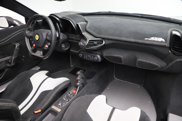 Used 2015 Ferrari 458 Speciale Aperta for sale $635,900 at Bentley Greenwich in Greenwich CT 06830 26