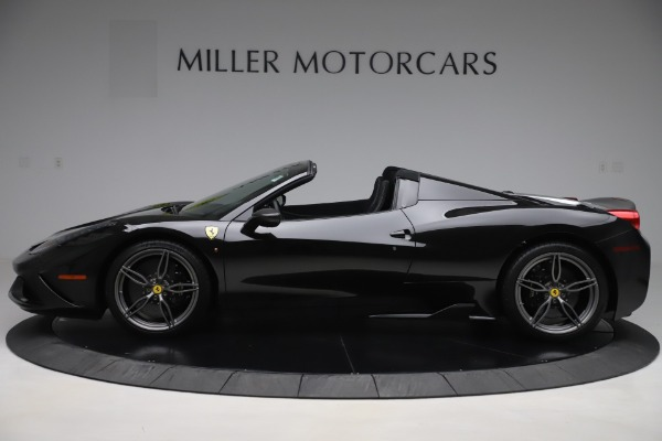 Used 2015 Ferrari 458 Speciale Aperta for sale $635,900 at Bentley Greenwich in Greenwich CT 06830 3