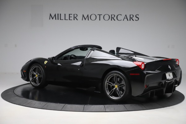 Used 2015 Ferrari 458 Speciale Aperta for sale $635,900 at Bentley Greenwich in Greenwich CT 06830 4