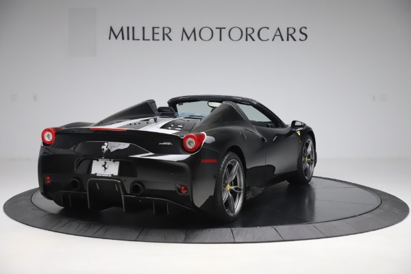 Used 2015 Ferrari 458 Speciale Aperta for sale $635,900 at Bentley Greenwich in Greenwich CT 06830 7