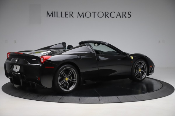 Used 2015 Ferrari 458 Speciale Aperta for sale $635,900 at Bentley Greenwich in Greenwich CT 06830 8