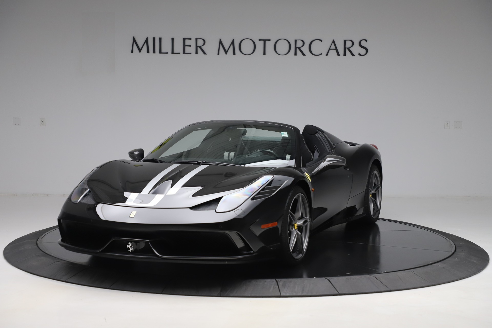 Used 2015 Ferrari 458 Speciale Aperta for sale $635,900 at Bentley Greenwich in Greenwich CT 06830 1