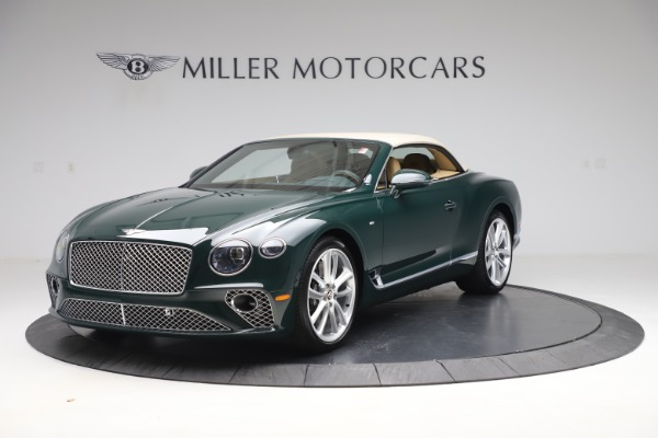 New 2020 Bentley Continental GTC V8 for sale Sold at Bentley Greenwich in Greenwich CT 06830 14
