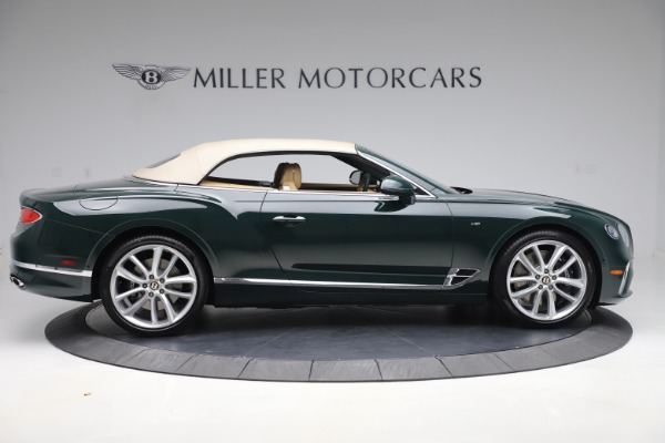 New 2020 Bentley Continental GTC V8 for sale Sold at Bentley Greenwich in Greenwich CT 06830 18