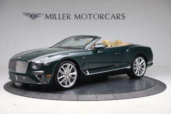 New 2020 Bentley Continental GTC V8 for sale Sold at Bentley Greenwich in Greenwich CT 06830 2