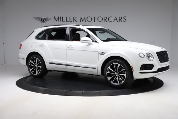 New 2020 Bentley Bentayga V8 for sale $195,265 at Bentley Greenwich in Greenwich CT 06830 10