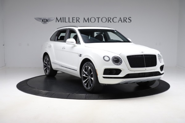 New 2020 Bentley Bentayga V8 for sale $195,265 at Bentley Greenwich in Greenwich CT 06830 11