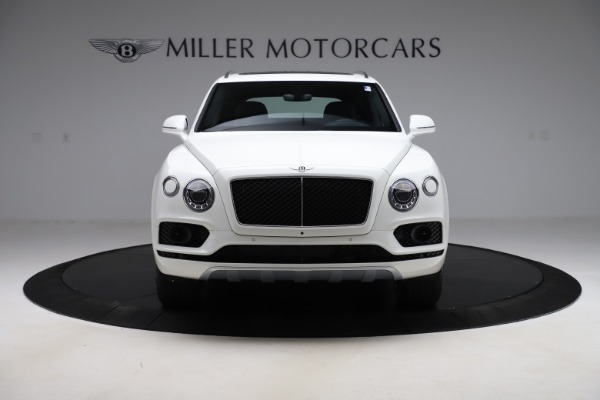 New 2020 Bentley Bentayga V8 for sale $195,265 at Bentley Greenwich in Greenwich CT 06830 12