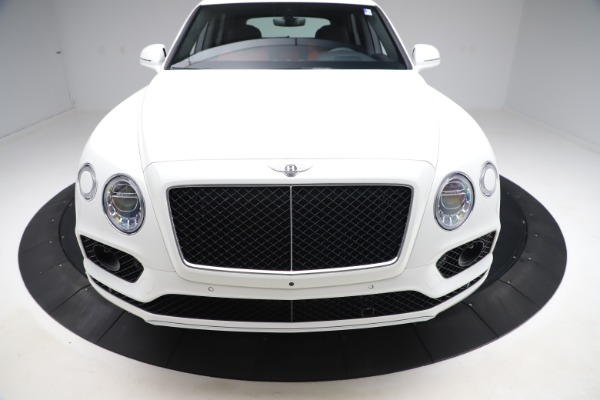 New 2020 Bentley Bentayga V8 for sale $195,265 at Bentley Greenwich in Greenwich CT 06830 13