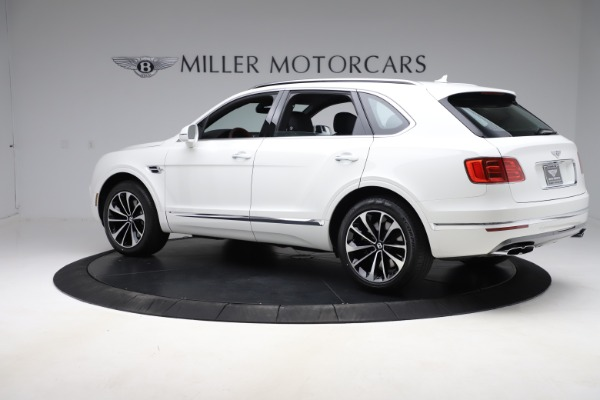 New 2020 Bentley Bentayga V8 for sale $202,735 at Bentley Greenwich in Greenwich CT 06830 4
