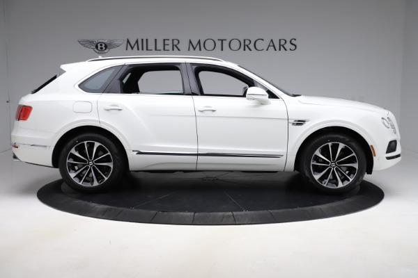 New 2020 Bentley Bentayga V8 for sale $202,735 at Bentley Greenwich in Greenwich CT 06830 9