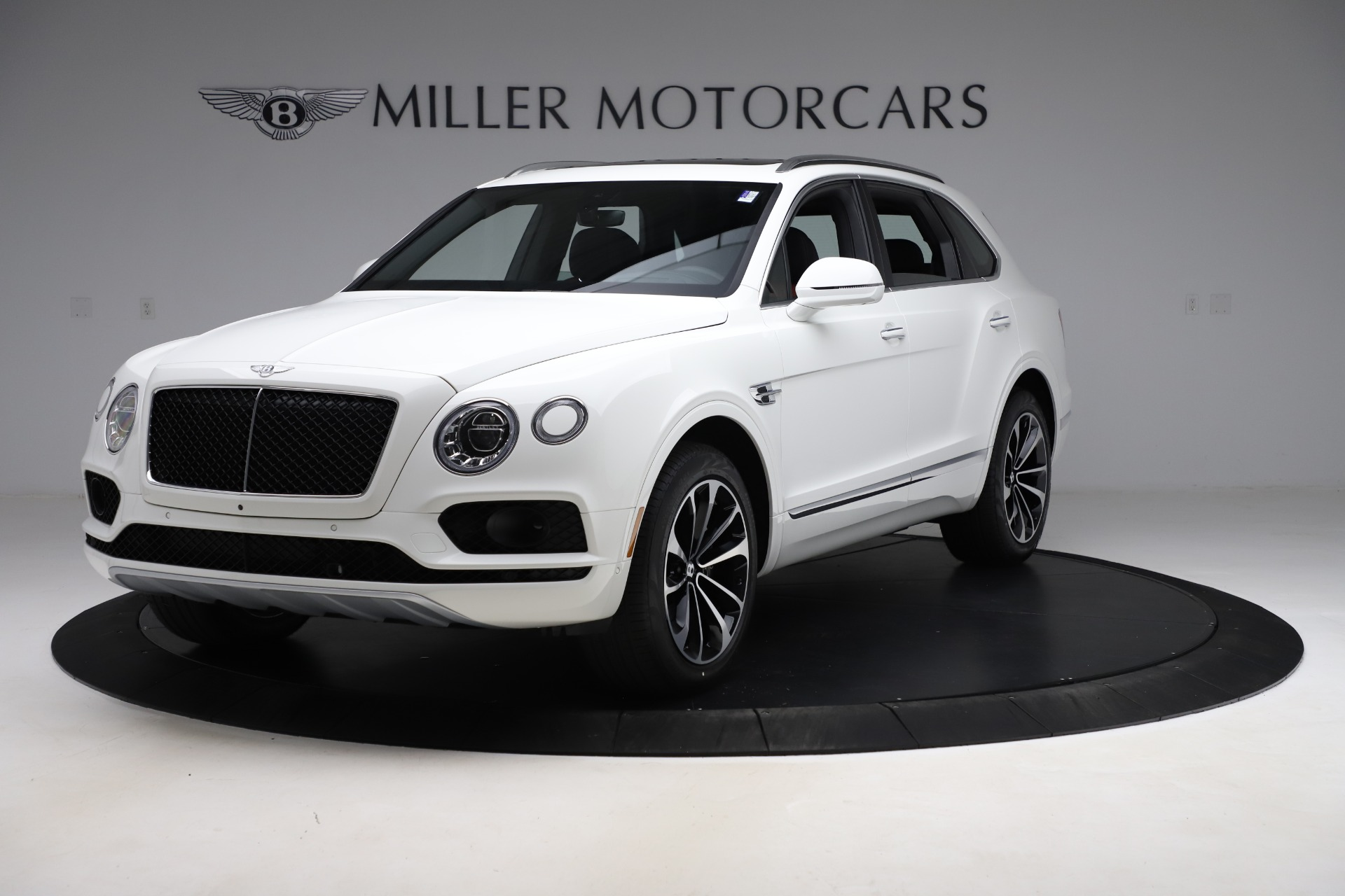 New 2020 Bentley Bentayga V8 for sale Sold at Bentley Greenwich in Greenwich CT 06830 1