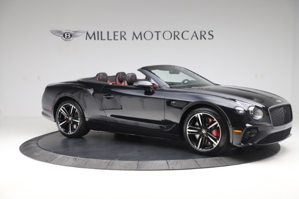 New 2020 Bentley Continental GTC V8 for sale $271,550 at Bentley Greenwich in Greenwich CT 06830 10