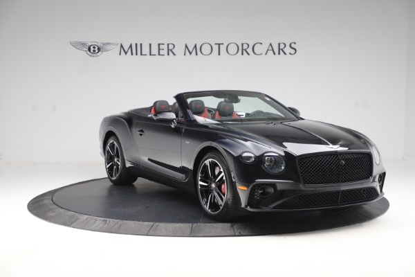 New 2020 Bentley Continental GTC V8 for sale $271,550 at Bentley Greenwich in Greenwich CT 06830 11