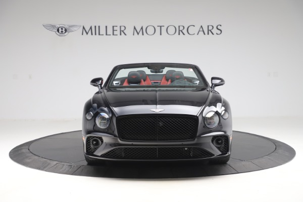 New 2020 Bentley Continental GTC V8 for sale $271,550 at Bentley Greenwich in Greenwich CT 06830 12