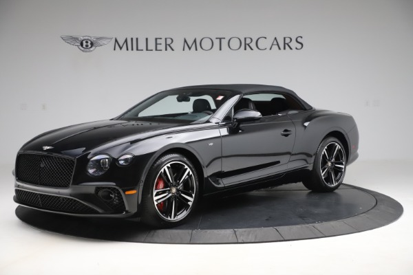 New 2020 Bentley Continental GTC V8 for sale $271,550 at Bentley Greenwich in Greenwich CT 06830 13