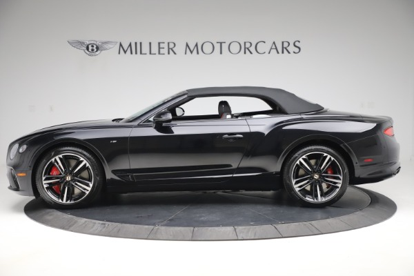 New 2020 Bentley Continental GTC V8 for sale $271,550 at Bentley Greenwich in Greenwich CT 06830 14