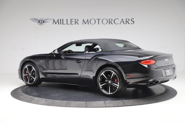 New 2020 Bentley Continental GTC V8 for sale $271,550 at Bentley Greenwich in Greenwich CT 06830 15