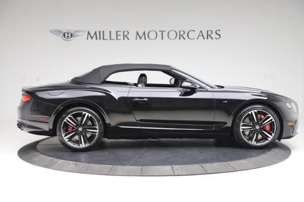 New 2020 Bentley Continental GTC V8 for sale $271,550 at Bentley Greenwich in Greenwich CT 06830 17