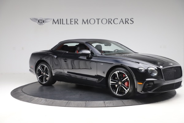 New 2020 Bentley Continental GTC V8 for sale $271,550 at Bentley Greenwich in Greenwich CT 06830 18