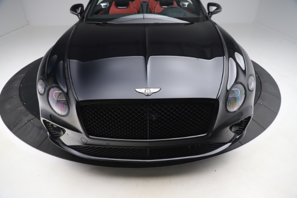 New 2020 Bentley Continental GTC V8 for sale $271,550 at Bentley Greenwich in Greenwich CT 06830 19