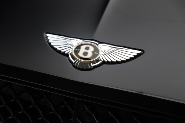 New 2020 Bentley Continental GTC V8 for sale $271,550 at Bentley Greenwich in Greenwich CT 06830 20