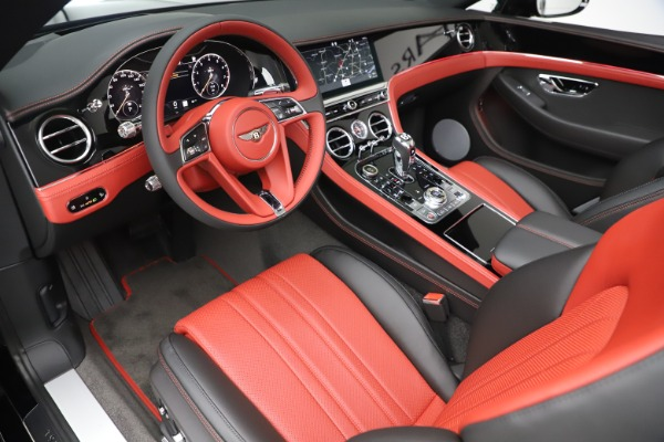 New 2020 Bentley Continental GTC V8 for sale $271,550 at Bentley Greenwich in Greenwich CT 06830 24