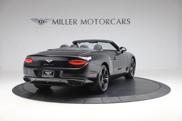 New 2020 Bentley Continental GTC V8 for sale $271,550 at Bentley Greenwich in Greenwich CT 06830 7