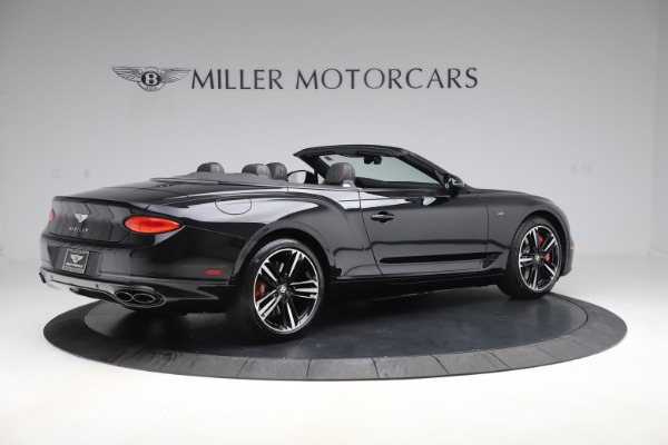 New 2020 Bentley Continental GTC V8 for sale $271,550 at Bentley Greenwich in Greenwich CT 06830 8