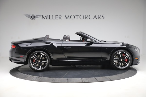 New 2020 Bentley Continental GTC V8 for sale $271,550 at Bentley Greenwich in Greenwich CT 06830 9