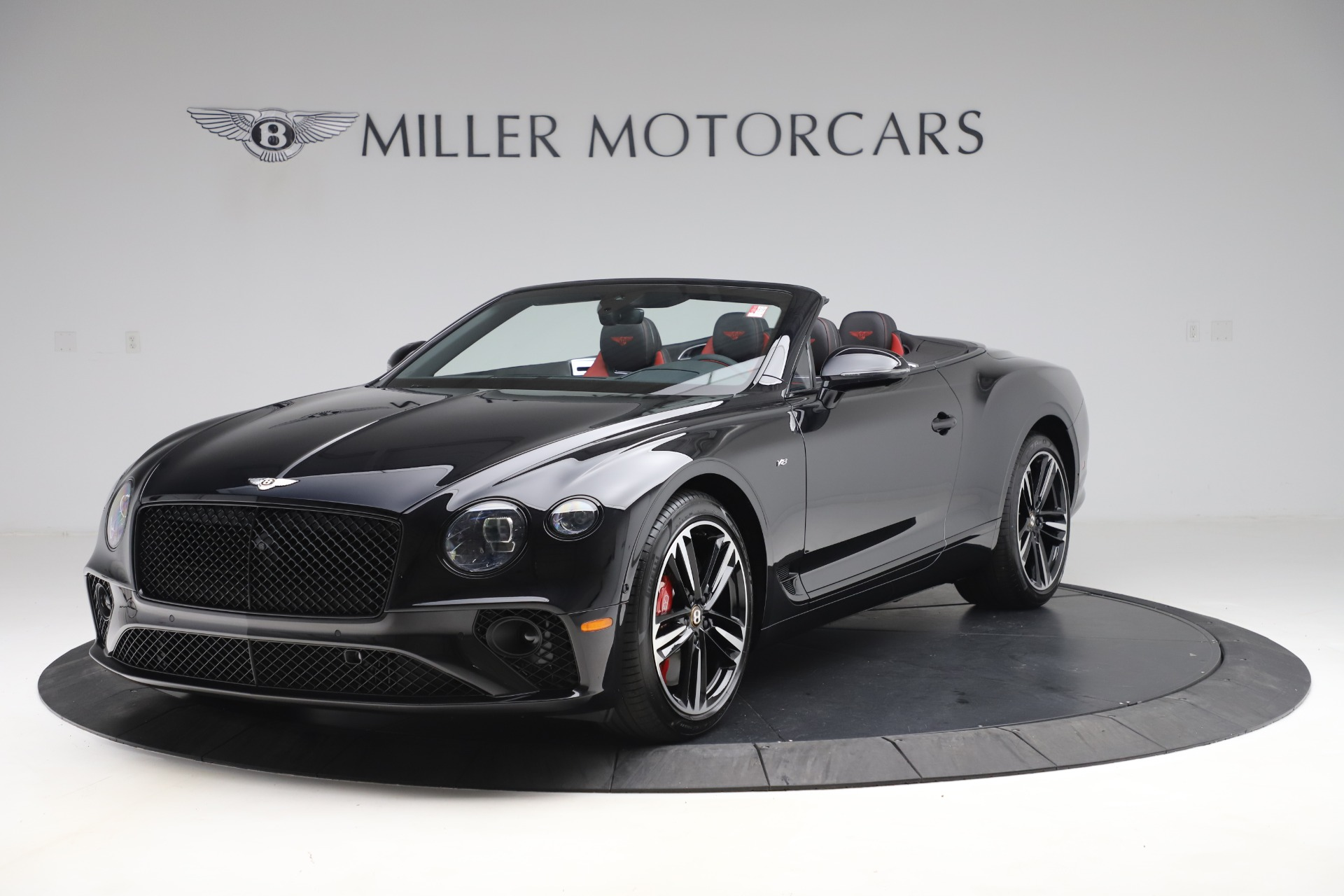 New 2020 Bentley Continental GTC V8 for sale $271,550 at Bentley Greenwich in Greenwich CT 06830 1