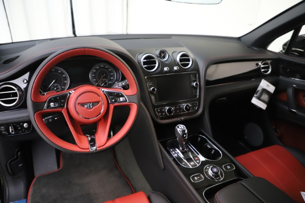 New 2020 Bentley Bentayga V8 for sale Sold at Bentley Greenwich in Greenwich CT 06830 16