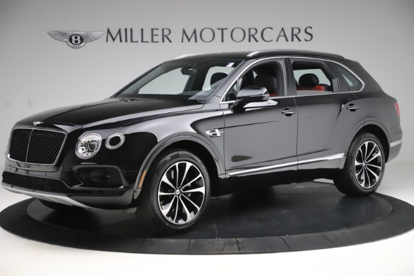New 2020 Bentley Bentayga V8 for sale $202,735 at Bentley Greenwich in Greenwich CT 06830 2