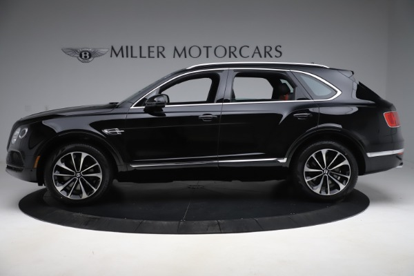 New 2020 Bentley Bentayga V8 for sale $202,735 at Bentley Greenwich in Greenwich CT 06830 3