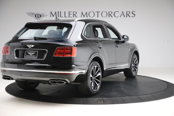 New 2020 Bentley Bentayga V8 for sale $202,735 at Bentley Greenwich in Greenwich CT 06830 7