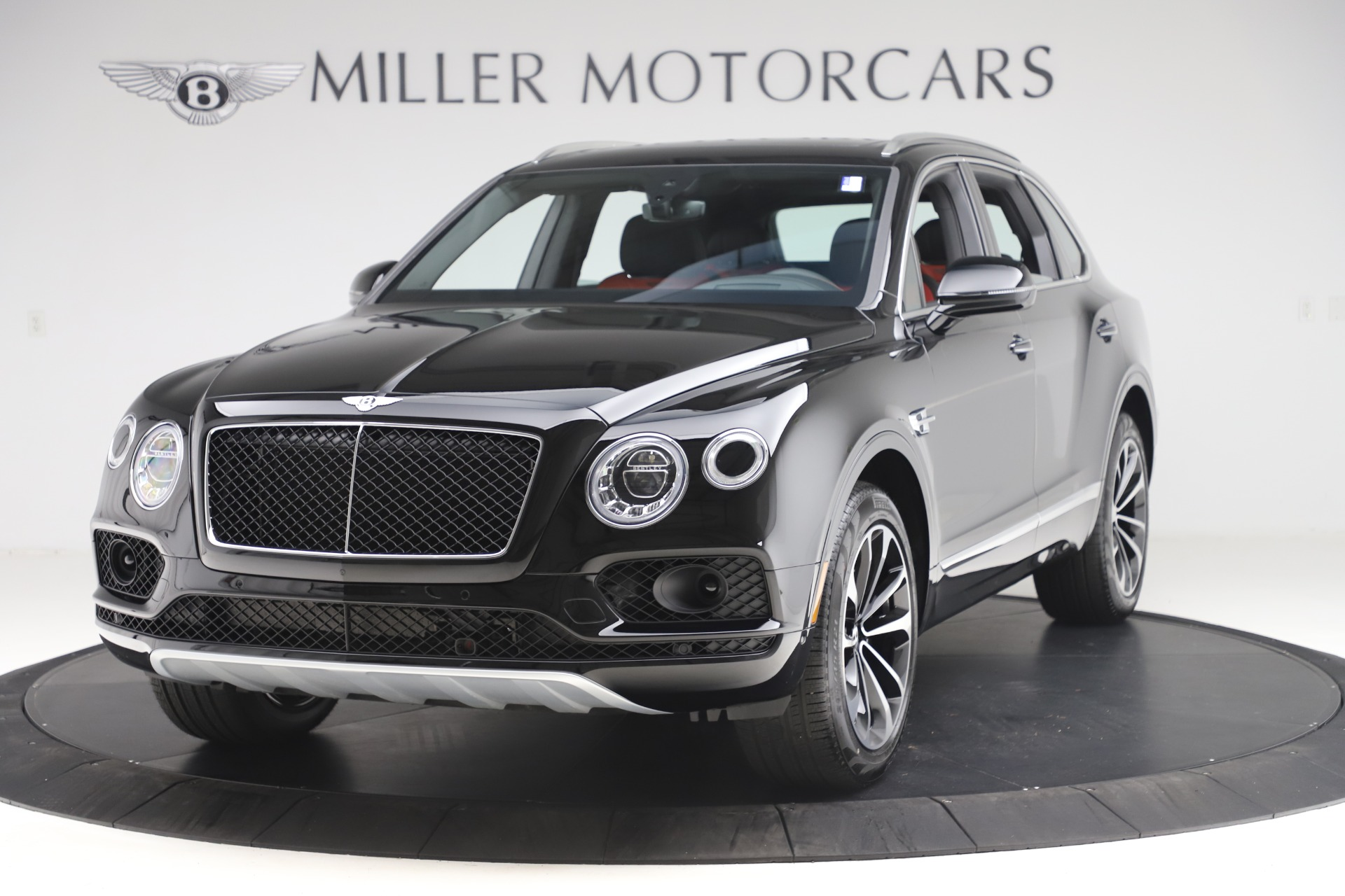 New 2020 Bentley Bentayga V8 for sale $202,735 at Bentley Greenwich in Greenwich CT 06830 1