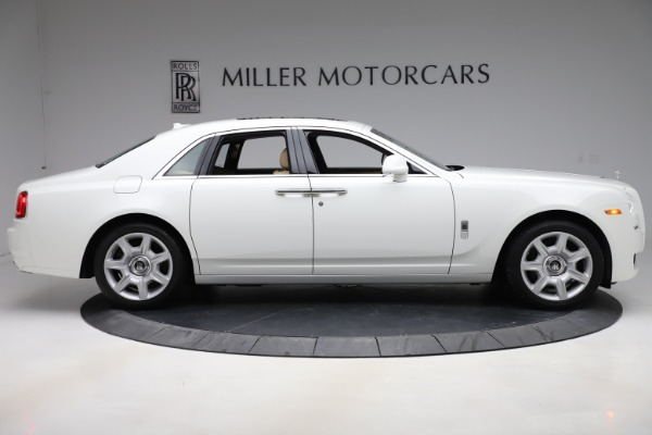 Used 2015 Rolls-Royce Ghost for sale $166,900 at Bentley Greenwich in Greenwich CT 06830 10