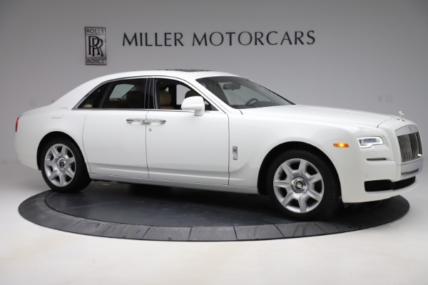 Used 2015 Rolls-Royce Ghost for sale $166,900 at Bentley Greenwich in Greenwich CT 06830 11