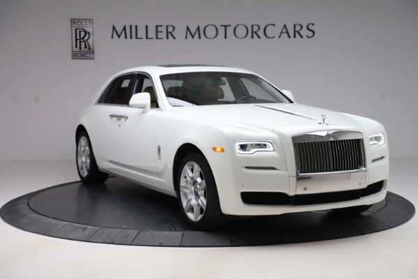 Used 2015 Rolls-Royce Ghost for sale $166,900 at Bentley Greenwich in Greenwich CT 06830 12