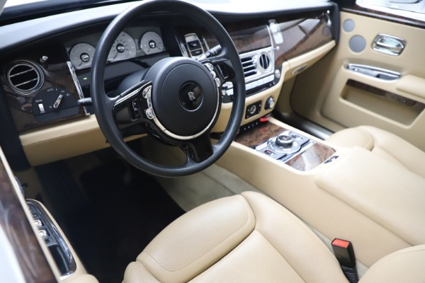 Used 2015 Rolls-Royce Ghost for sale $166,900 at Bentley Greenwich in Greenwich CT 06830 16