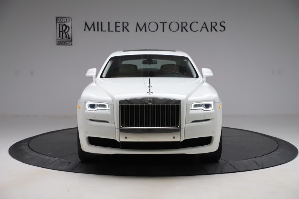 Used 2015 Rolls-Royce Ghost for sale $166,900 at Bentley Greenwich in Greenwich CT 06830 2