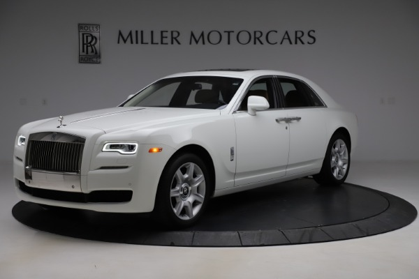 Used 2015 Rolls-Royce Ghost for sale $166,900 at Bentley Greenwich in Greenwich CT 06830 3