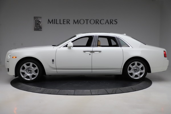 Used 2015 Rolls-Royce Ghost for sale $166,900 at Bentley Greenwich in Greenwich CT 06830 4