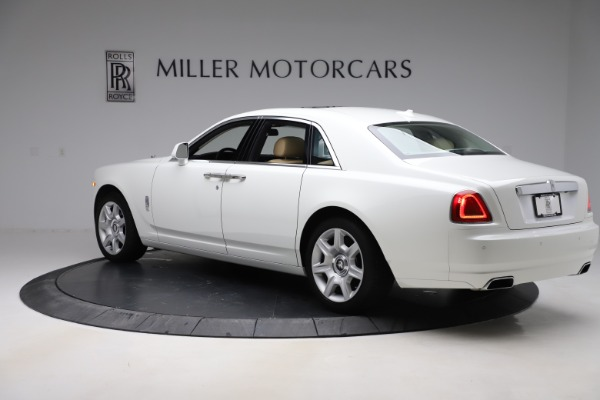 Used 2015 Rolls-Royce Ghost for sale $166,900 at Bentley Greenwich in Greenwich CT 06830 5