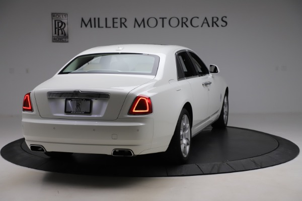 Used 2015 Rolls-Royce Ghost for sale $166,900 at Bentley Greenwich in Greenwich CT 06830 8