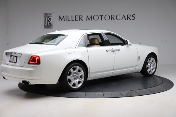 Used 2015 Rolls-Royce Ghost for sale $166,900 at Bentley Greenwich in Greenwich CT 06830 9