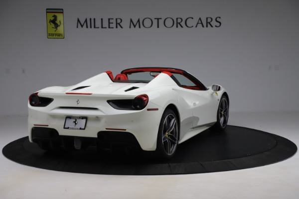 Used 2018 Ferrari 488 Spider for sale Sold at Bentley Greenwich in Greenwich CT 06830 7