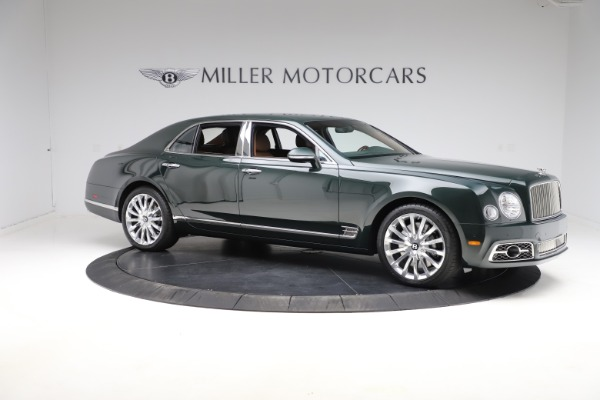 New 2020 Bentley Mulsanne for sale $384,865 at Bentley Greenwich in Greenwich CT 06830 10